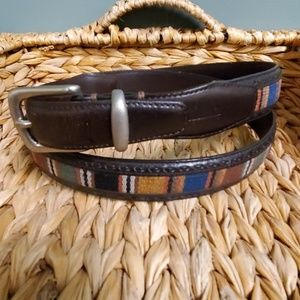 "COLUMBIA belt..1.5"" x 42"""